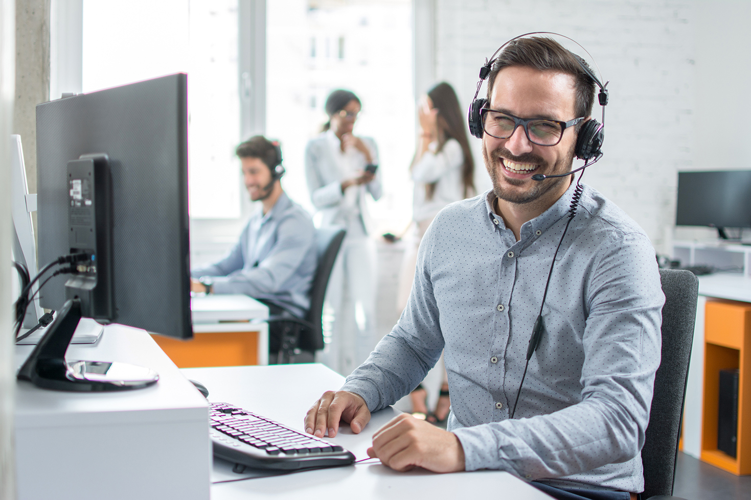 The best VoIP phone service makes incredible customer experiences.